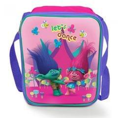 Trolls Kinder Lets Dance Jausen-Tasche
