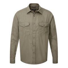 Craghoppers Outdoor Klassik Herren Kiwi Langarm Hemd