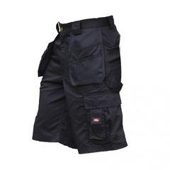 Lee Cooper Herren Cargo-Shorts / Arbeitsshorts / Shorts mit Holster