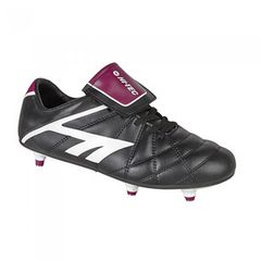 Hi-Tech League Pro Series Jungen Fußball/Rugby Schuhe mit auswechselbaren Spikes