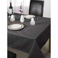 Tischdecke / Tischtuch mit dezentem Muster, verschiedene Farben