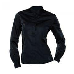 Bargear Damen Hemd / Bluse mit Stehkragen, Langarm