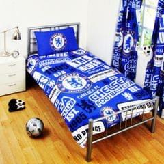 Bettwäsche mit Chelsea FC Design