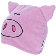 Trespass Kinder Beanie Mütze Oinky Pig
