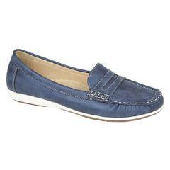 Boulevard Damen Apron Saddle Loafers