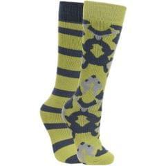 Trespass Kinder Diddle Ski Socken (2-er Packung)