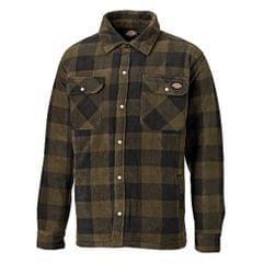 Dickies Herren Hemd Portland Lumberjack, Langarm, kariert