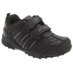 PDQ Kinder Unisex Fusion Turnschuhe / Sneakers mit Klettverschluss