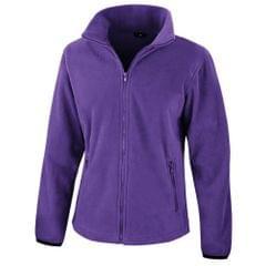 Result Damen Core Fashion Fit Fleece-Oberteil / Fleecejacke