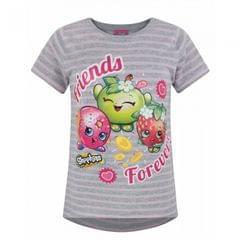 Shopkins Kinder/Mädchen Official Friends Forever T-Shirt