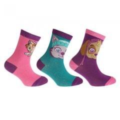 Paw Patrol Mädchen Socken (3 Paar)