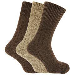 Herren Stiefel Socken, nicht elastisch 3er Pack