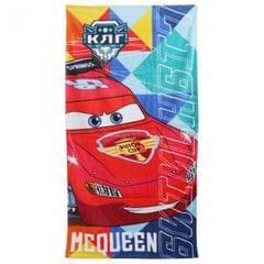 Disney Cars Jungen Bade-/Strandtuch, Lightning McQueen