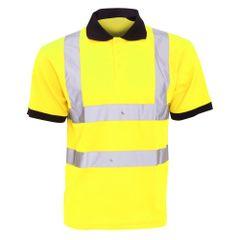 Yoko Hi-Vis Polo Shirt für Männer