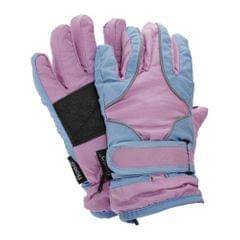 FLOSO Kinder Thermo Handschuhe, Wasser abweisend