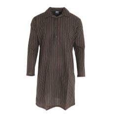 Harvey James Herren Langarm Nachthemd