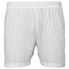 Maddins Kinder Unisex Sport Shorts mit Streifen