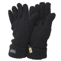 FLOSO Damen Thinsulate Strickhandschuhe