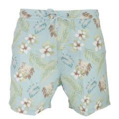 Cargo Bay Herren Hawaii Muster Board Shorts