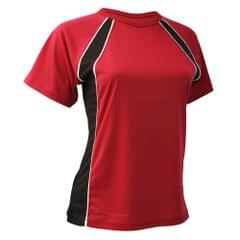 Finden & Hales Damen Sport T-Shirt Coolplus Jersey
