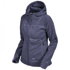 Trespass Damen Scorch Fleece-Jacke mit Kapuze