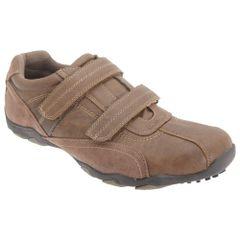 Route 21 Herren Freizeit Schuhe mit Klettverschluss