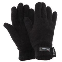 FLOSO Damen Thinsulate Strickhandschuhe / Thermohandschuhe