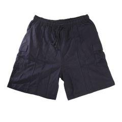 Herren Plus Size Sport Shorts Baumwolle