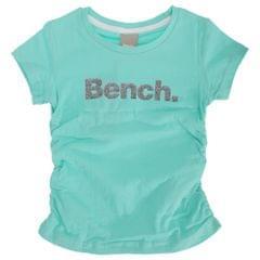 Bench Kinder Mädchen Deckstar T-Shirt mit Rundhalsausschnitt, kurzärmlig