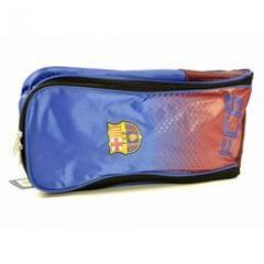 FC Barcelona Fußball Fade Design Schuhtasche
