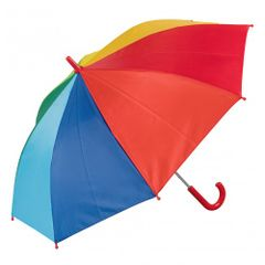 X-brella Kinder Regenbogen Regenschirm