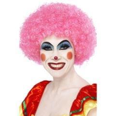 Smiffys Adults Fancy Dress verrückter Clown Perücke.