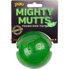 Interpet Mighty Mutts Hundeball mit Minze