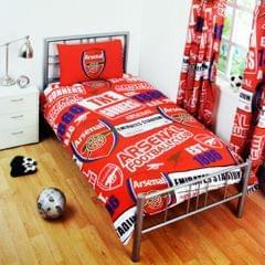 Bettwäsche mit Arsenal FC Design
