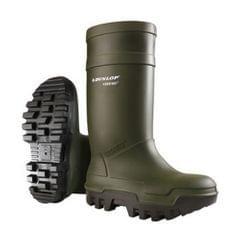 Dunlop  Unisex Purofort Thermo Plus Full Safety Gummistiefel für Erwachsene