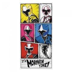 Power Rangers Ninja Morphin Strandtuch
