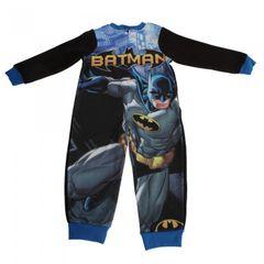 Batman Kinder Helden  Pyjama Einteiler