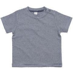 Babybugz Baby gestreifte T-Shirt