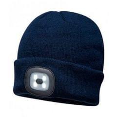 Portwest Herren LED Kopflicht Beanie Mütze