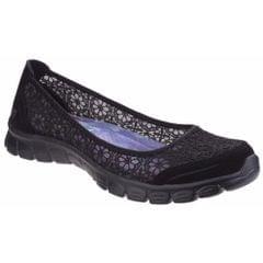 Skechers Damen SK23413 EZ Flex 3.0 Majesty Floral Design Schuhe