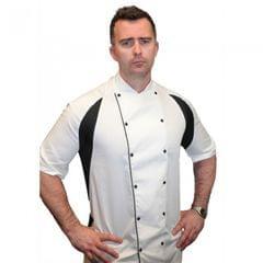 Le Chef Herren Kochjacke Thermocool
