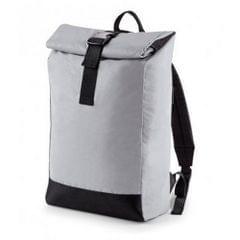 Bagbase Rucksack mit Roll-Top, reflektierend