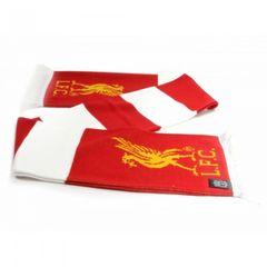 Liverpool FC Fußball-Schal, Farbverlauf, offizielles Lizenzprodukt