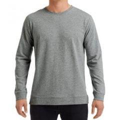 Anvil Unisex Terry Sweatshirt, leicht