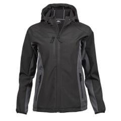 Tee Jays Damen Performance Softshell-Jacke mit Kapuze