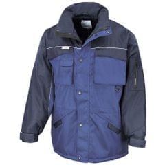 Result - Manteau de travail robuste hydrofuge coupe-vent - Homme