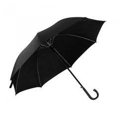 Parapluie avec poignée en PVC - Homme