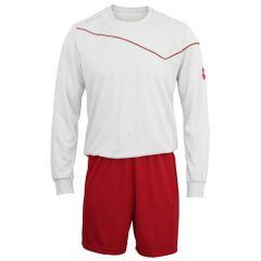 Lotto Football - Ensemble sport t-shirt à manches longues et short - Homme