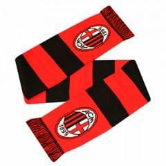 AC Milan - Écharpe de foot rayée officielle