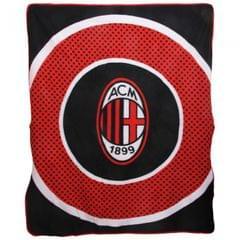 AC Milan - Couverture en polaire